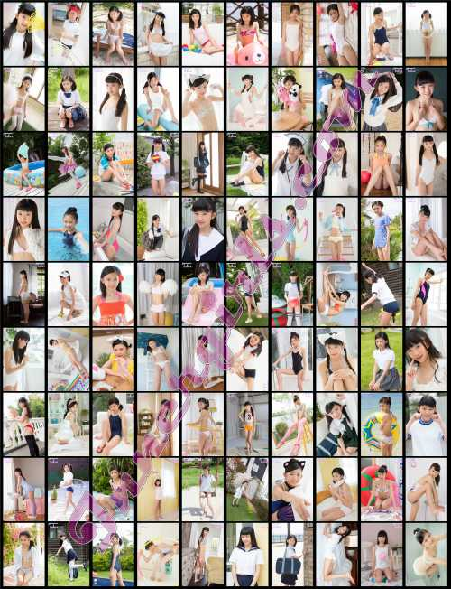 Mika Hisakawa - photo-pack