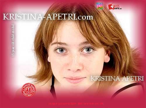 Kristina Apetri by SwissArts