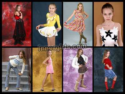 Mini-Models - Angellica