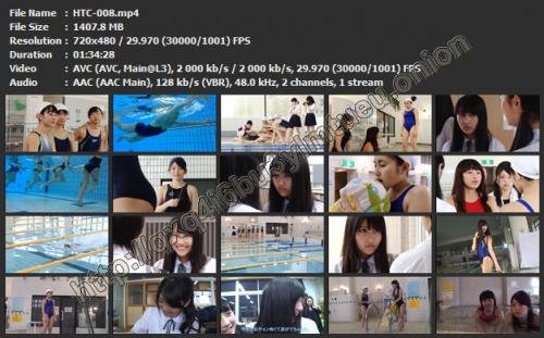 [HTC-008] Water Girls 3