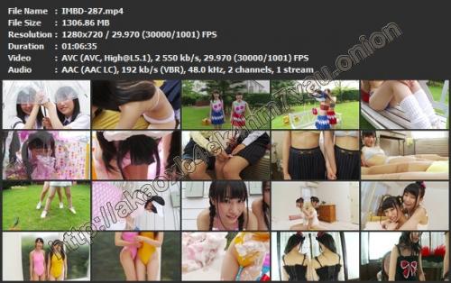 [IMBD-287] Ayana Hadzuki and  Yuna Minamoto