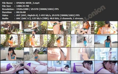 [OMAMA-005B] Yuki Araishi