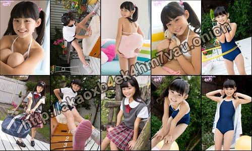 Moeri Takada photo-shoots