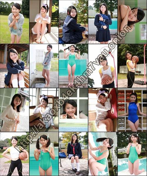 Remi Shimada photo-shoots