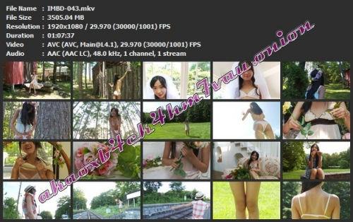[IMBD-043] Momo Shiina