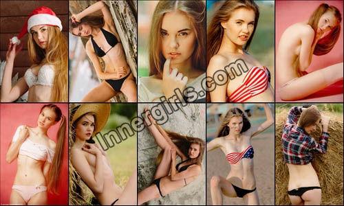 George-Models - Anna Korotova