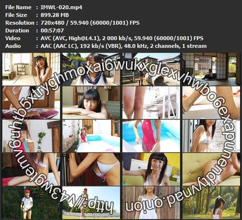 [IMWL-020] Karen Nishino